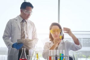 JC Chemistry tutors can help you with your practical component too, not just Theory