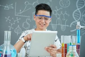 Experiments during PSLE Science tuition