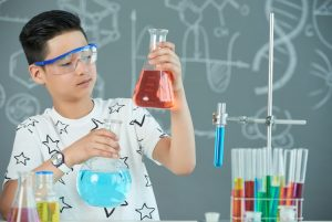 Experiments are a part of Science tuition in Singapore
