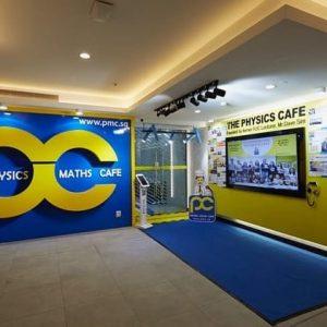 The Physics & Maths Cafe