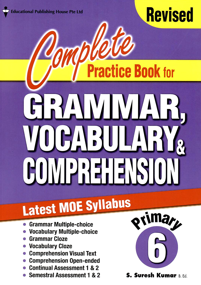 PSLE English Assessment Book