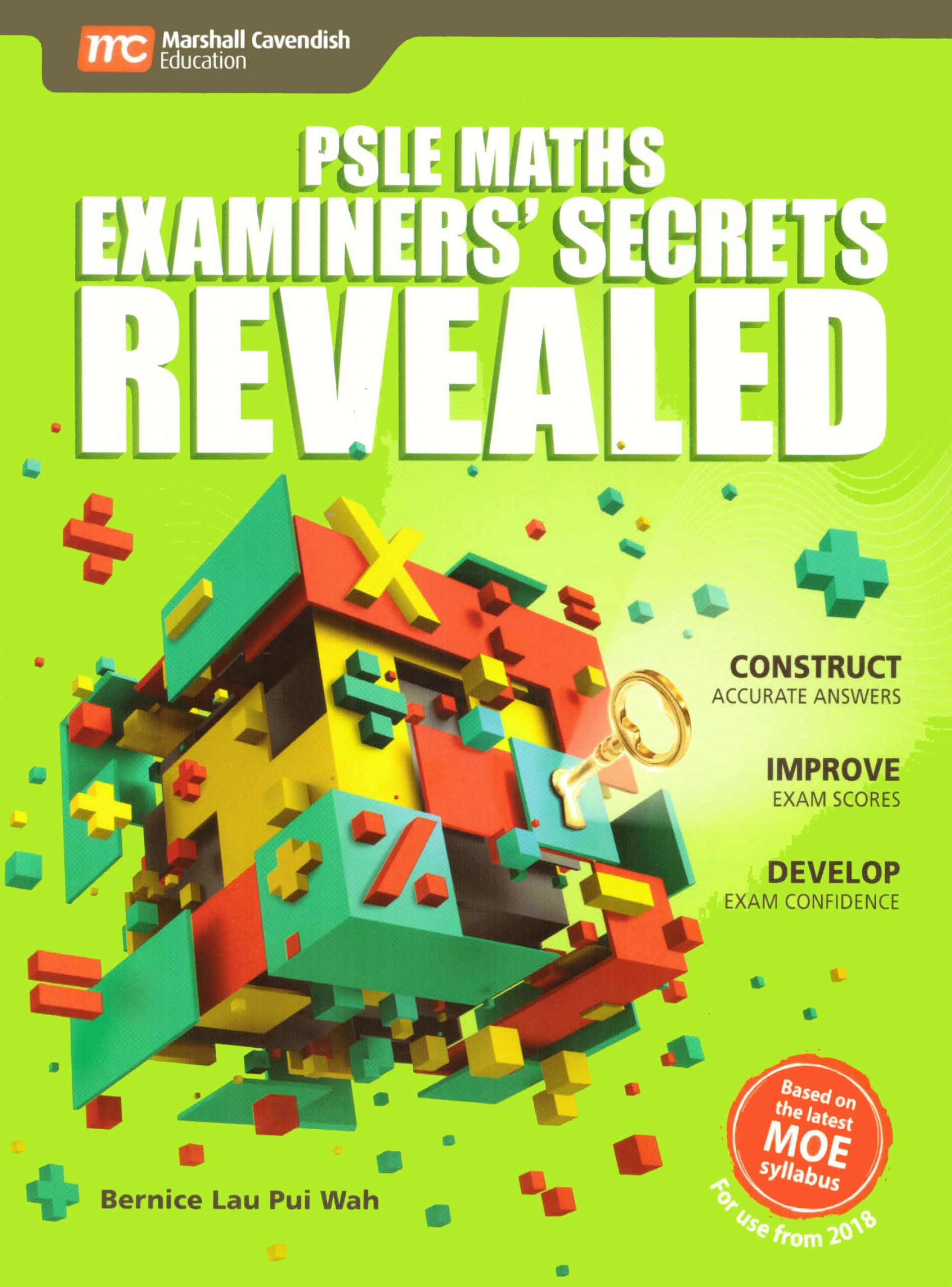 Examiner's secrets to PSLE Maths