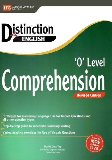 O Level English Comprehension Assessment Book