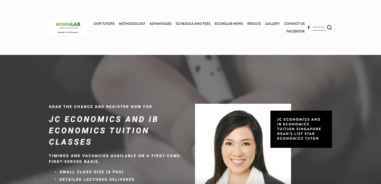 Econslab Economics Tuition