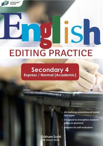 O Level English Editing Assessment Book