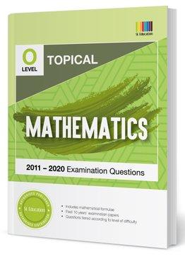 O Level Maths TYS