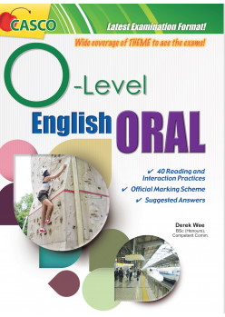 O Level English Oral Communication Guide Book
