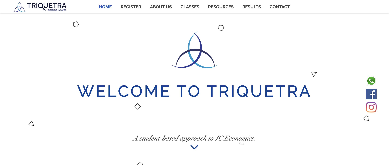 Triquetra Economics Tuition