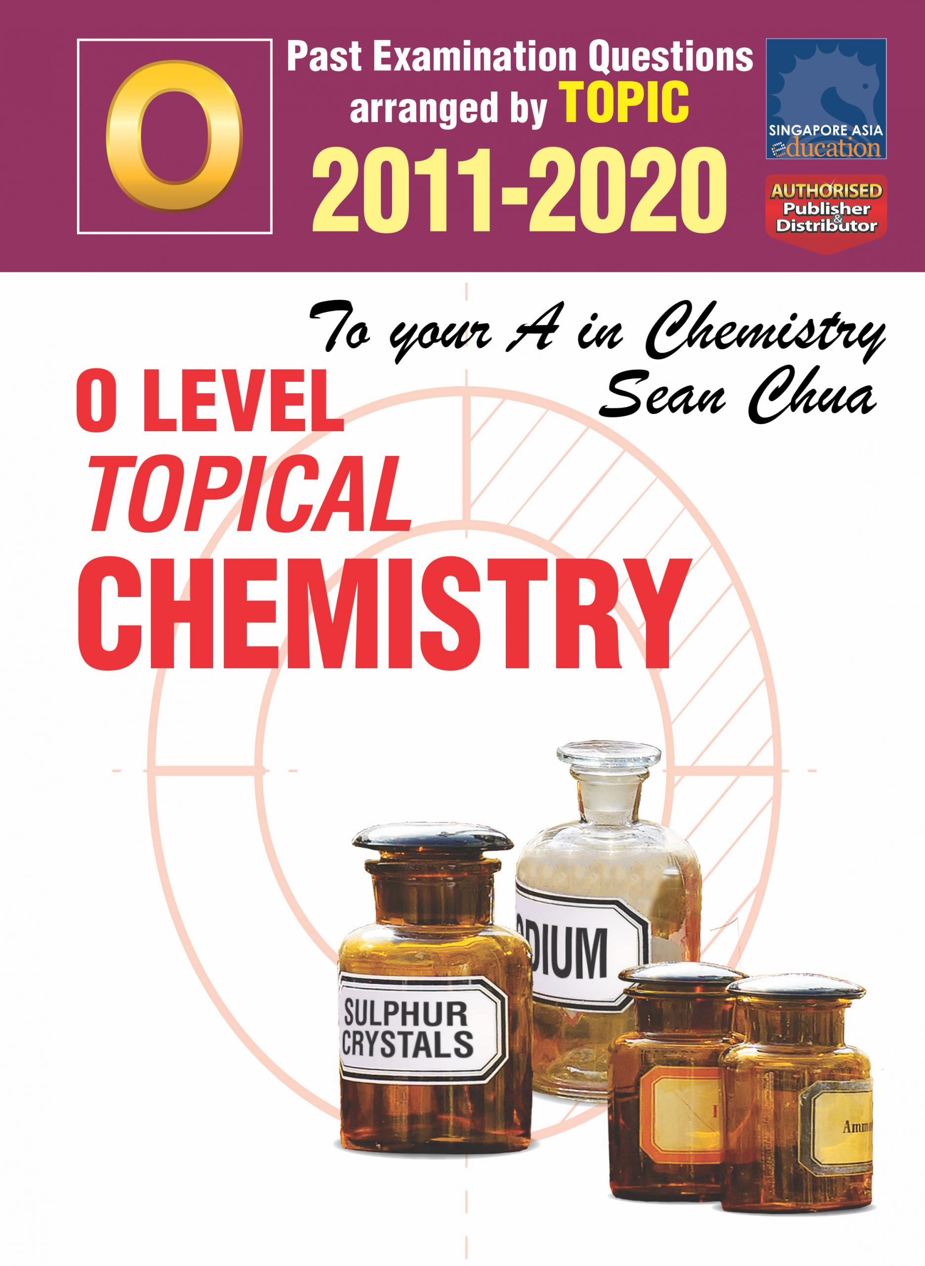 O Level Pure Chemistry Ten-Year Series