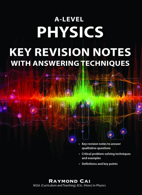 This book is great for those taking A Level Physics.