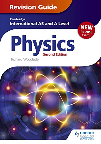This book serves as a perfect guide for students taking A Level Physics!