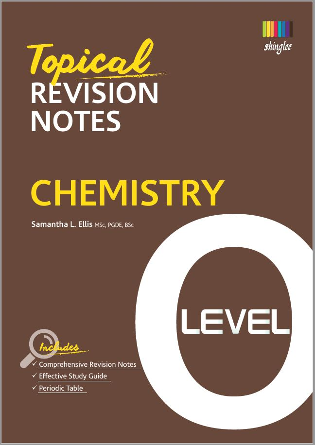 O Level Chemistry Topical Revision Notes