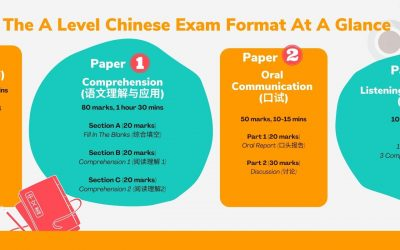A Level Chinese – The Complete Guide to H1 Chinese in Singapore