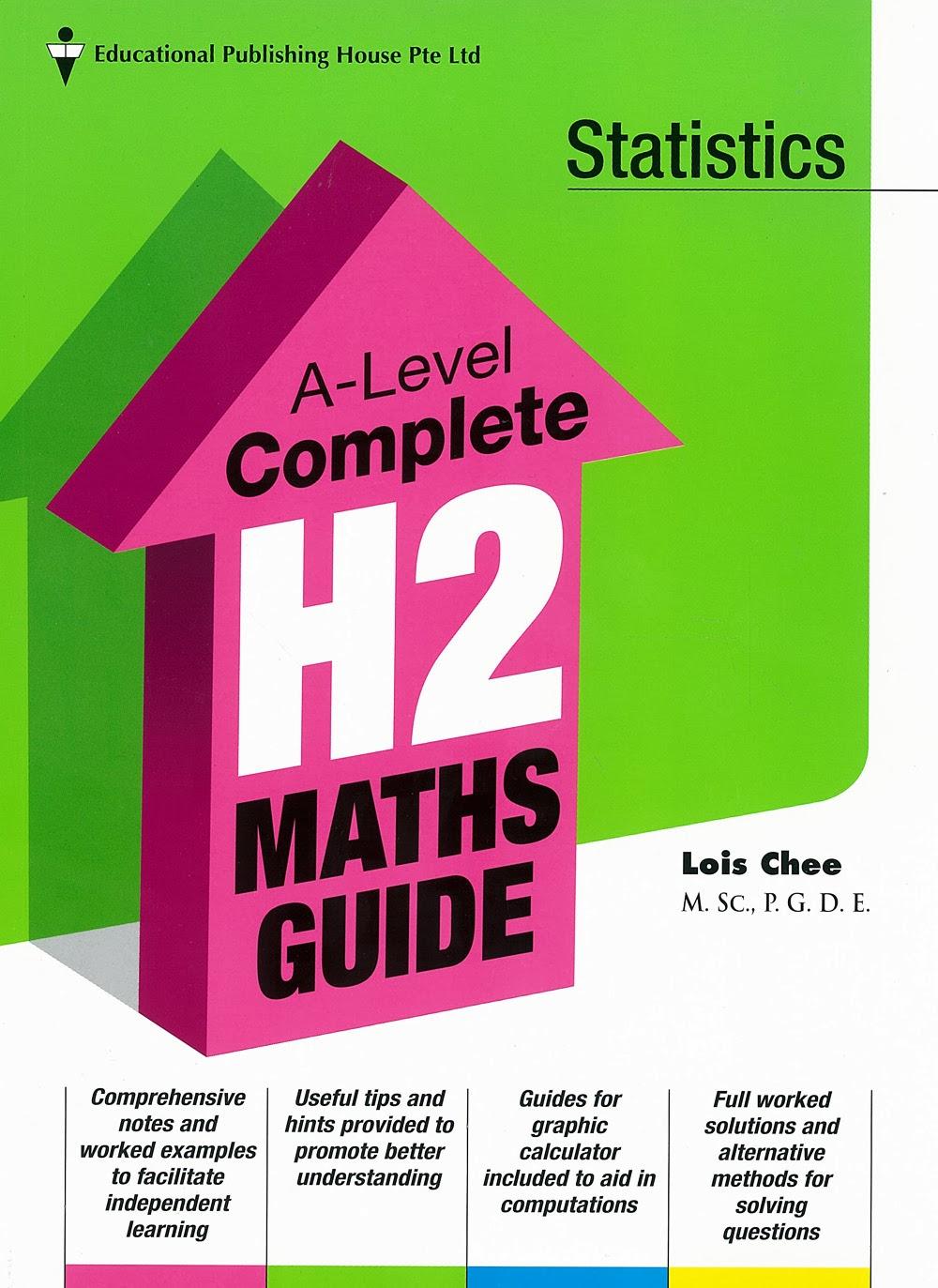 A Level Maths Guidebook