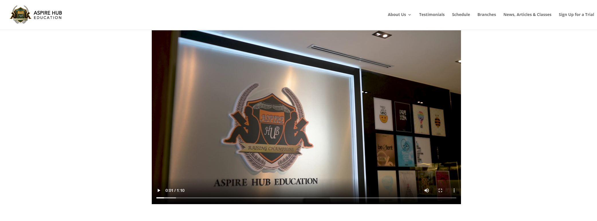 Aspire Hub Education JC Tuition