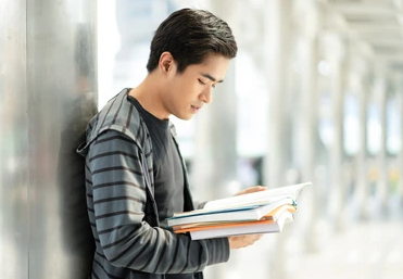 Boy having GP Tuition