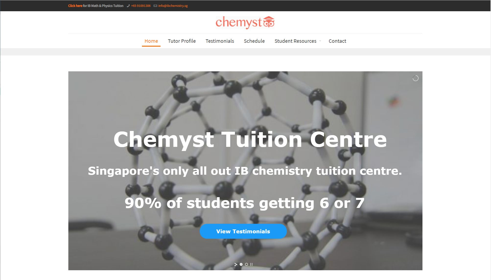 Chemyst Tuition IB Tuition