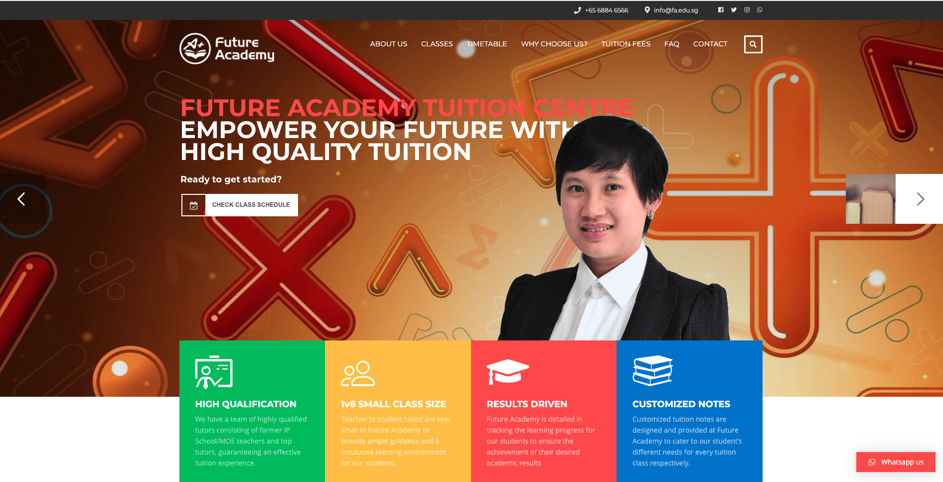 Future Academy IP Tuition