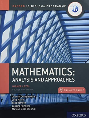 IB Maths Analysis and Approaches Guidebook