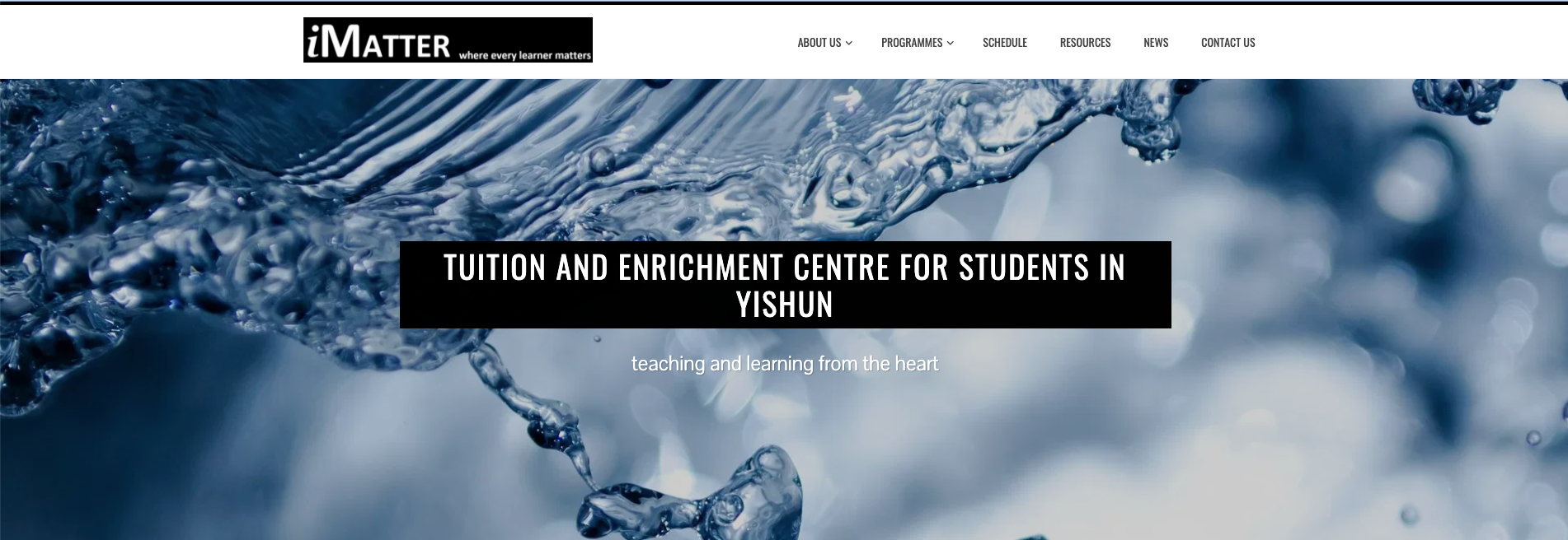 iMatter Learning Centre GP Tuition