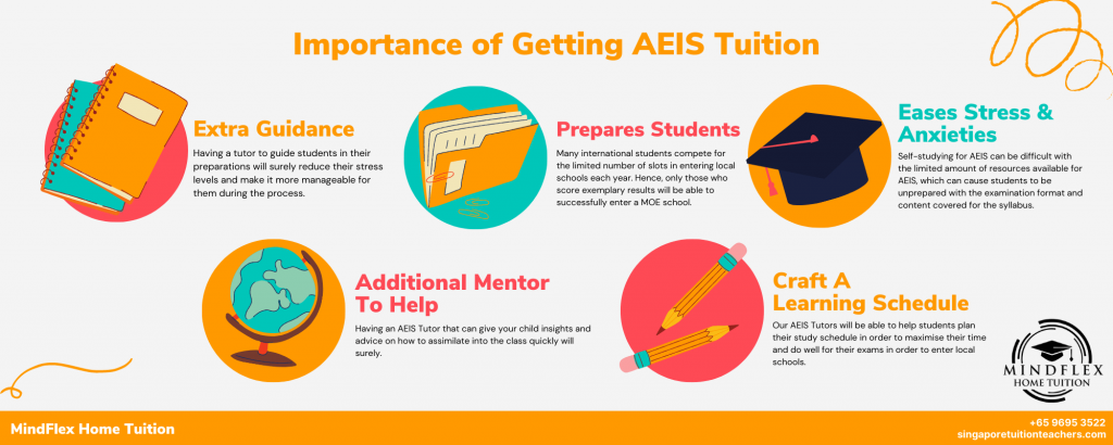 Infographic on Importance of AEIS Tuition