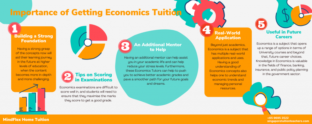 Infographic on Importance of Economics Tuition
