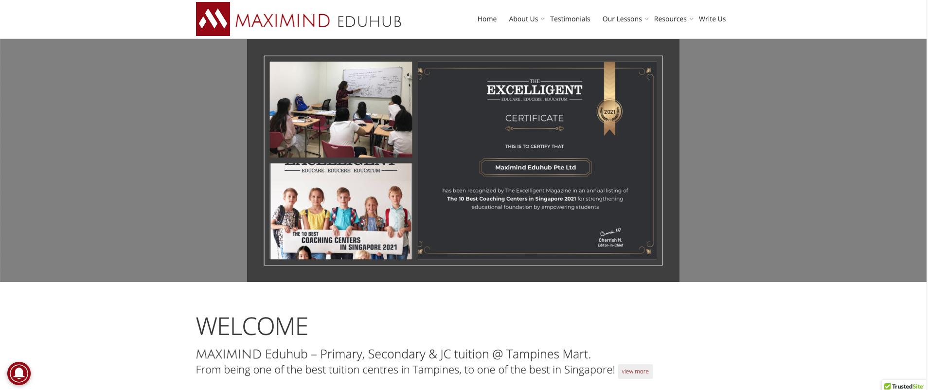 Maximind Eduhub GP Tuition