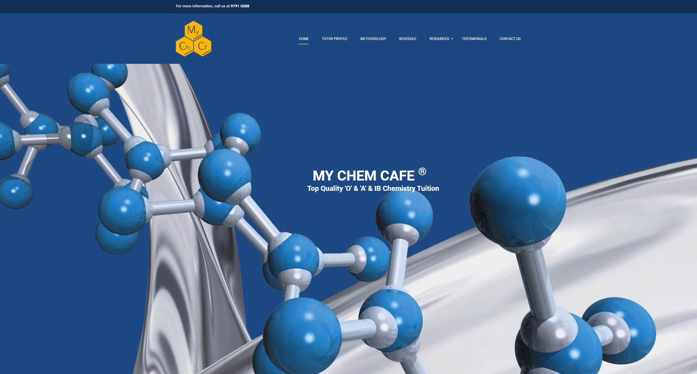 My Chem Cafe IB Tuition