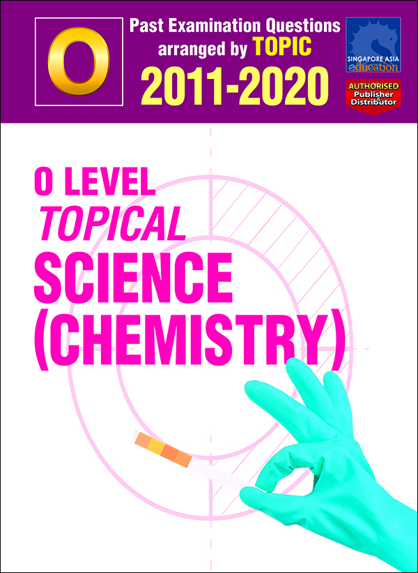 O Level Combined Chemistry Ten-Year Series