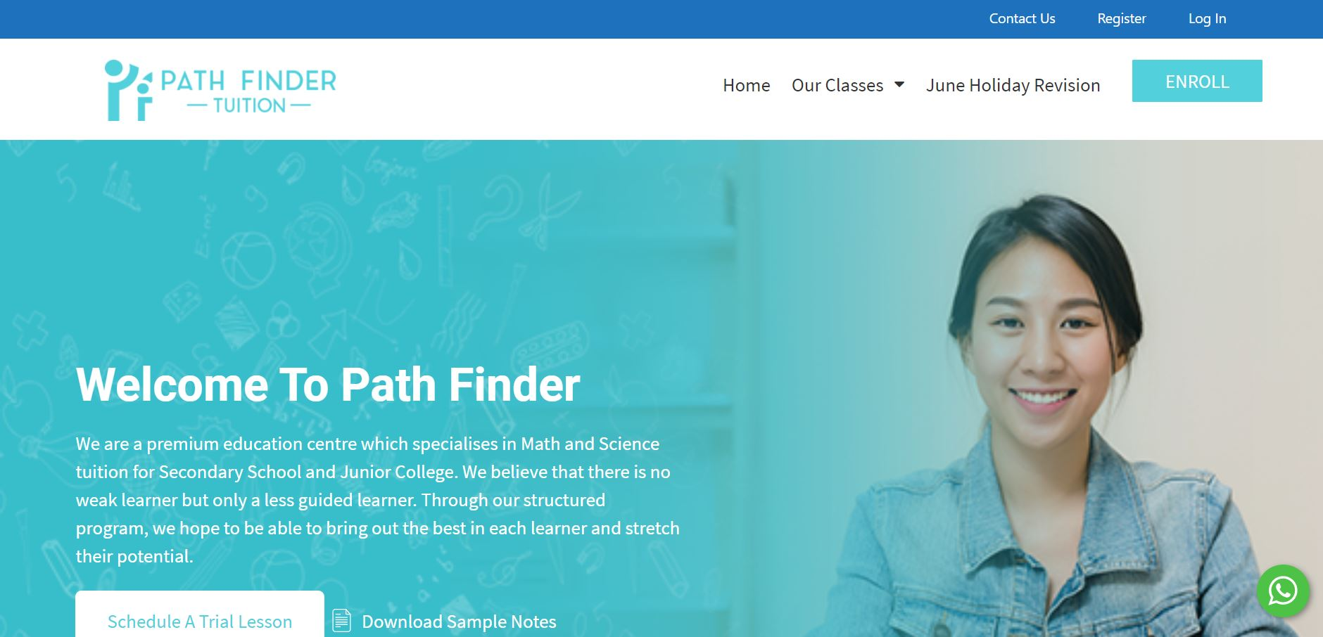 Path Finder Tuition Secondary School Tuition