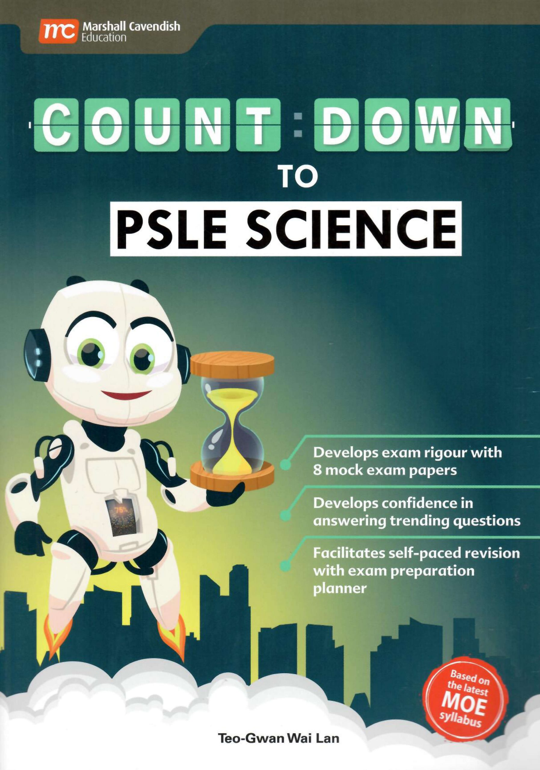 Count Down to PSLE Science Assessment Book