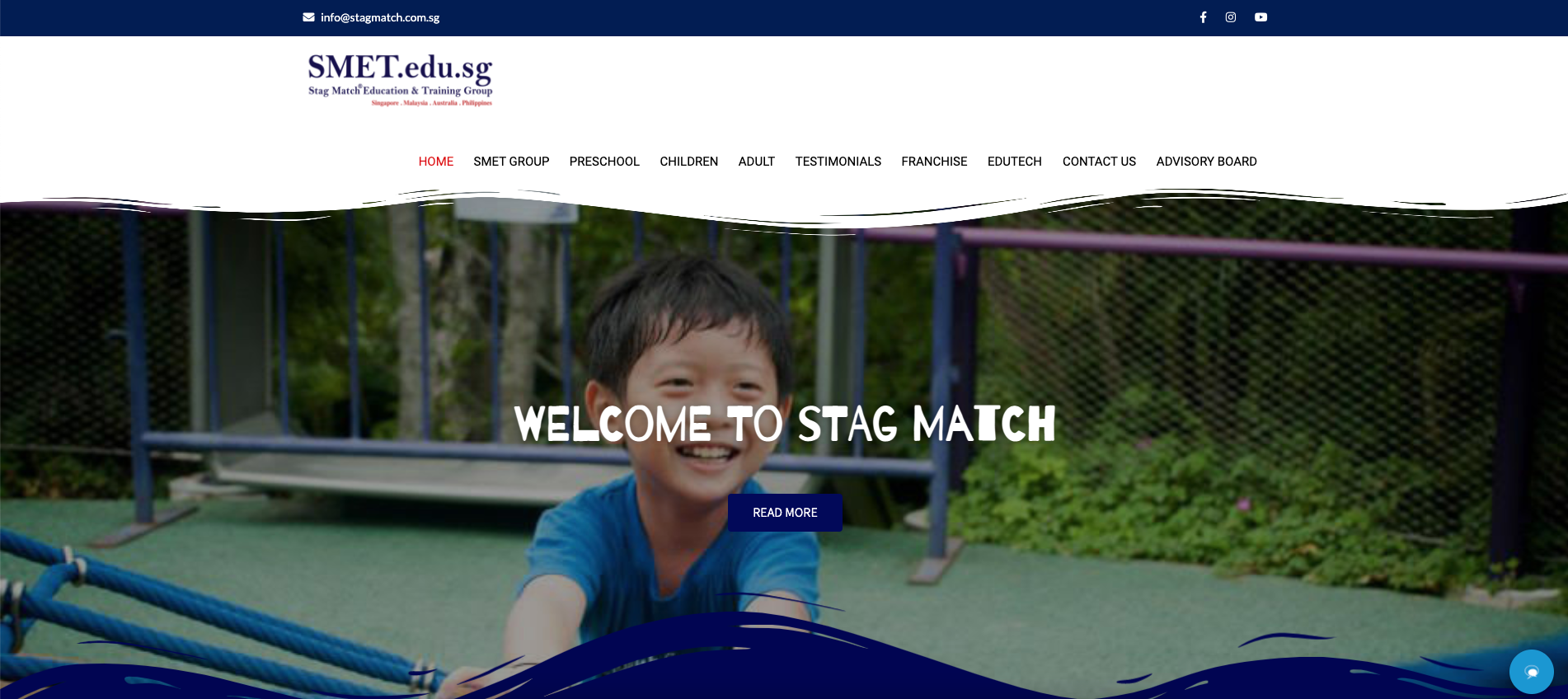 Stag Match Primary School Tuition