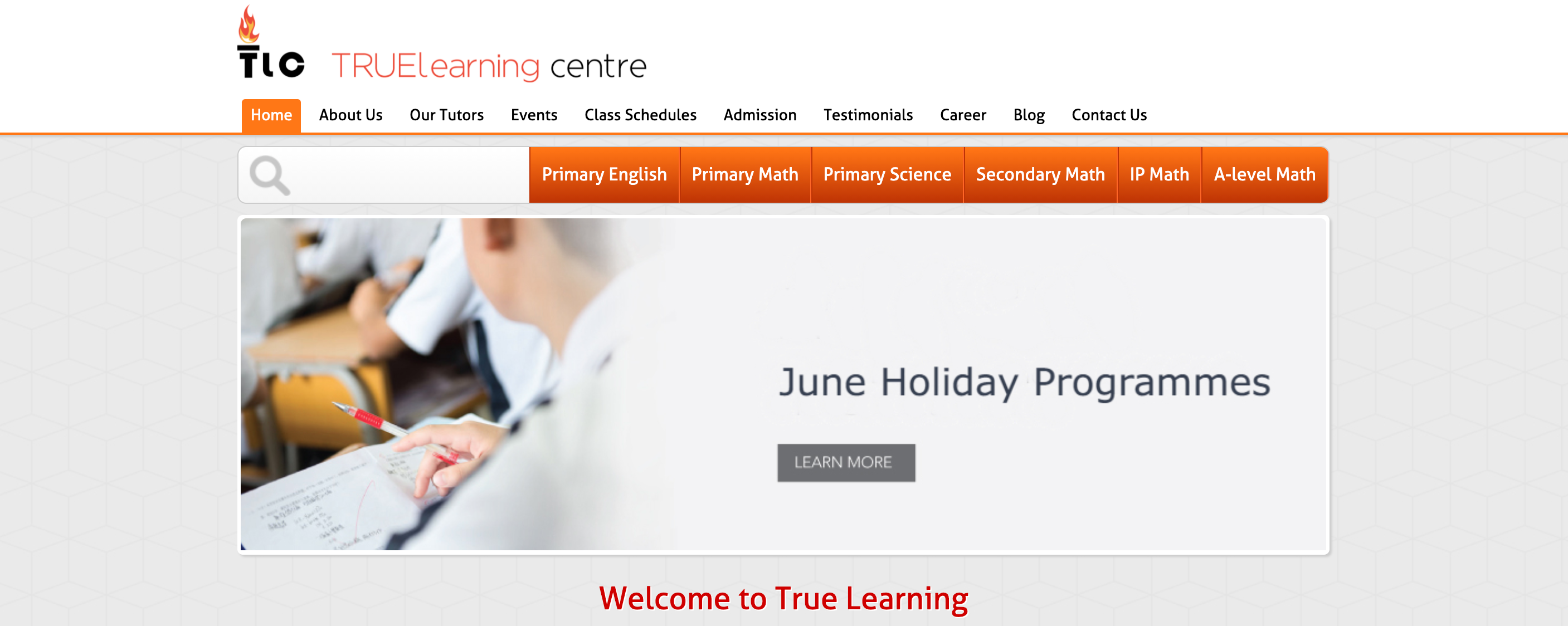 True Learning Centre IP Tuition