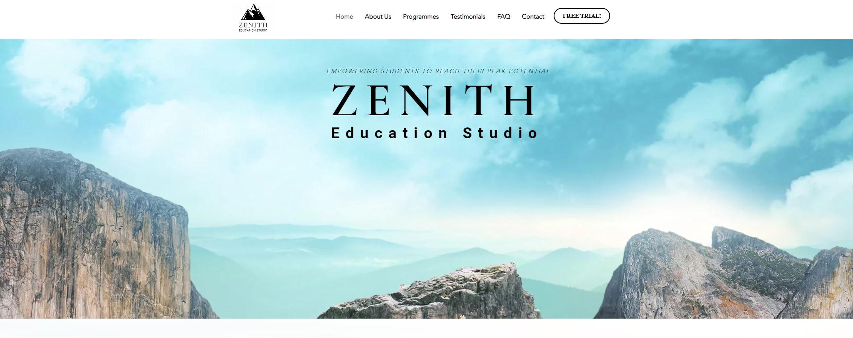 Zenith Education Studio JC Tuition