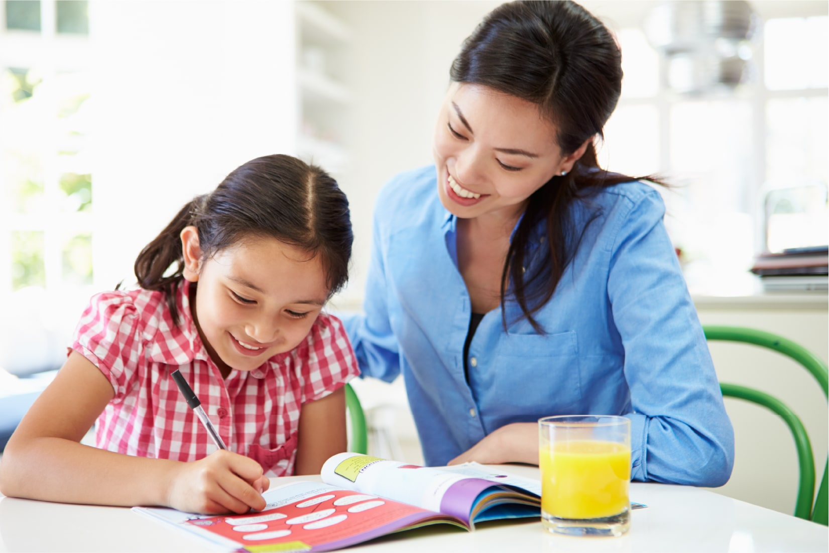 practice free test papers with your tutor