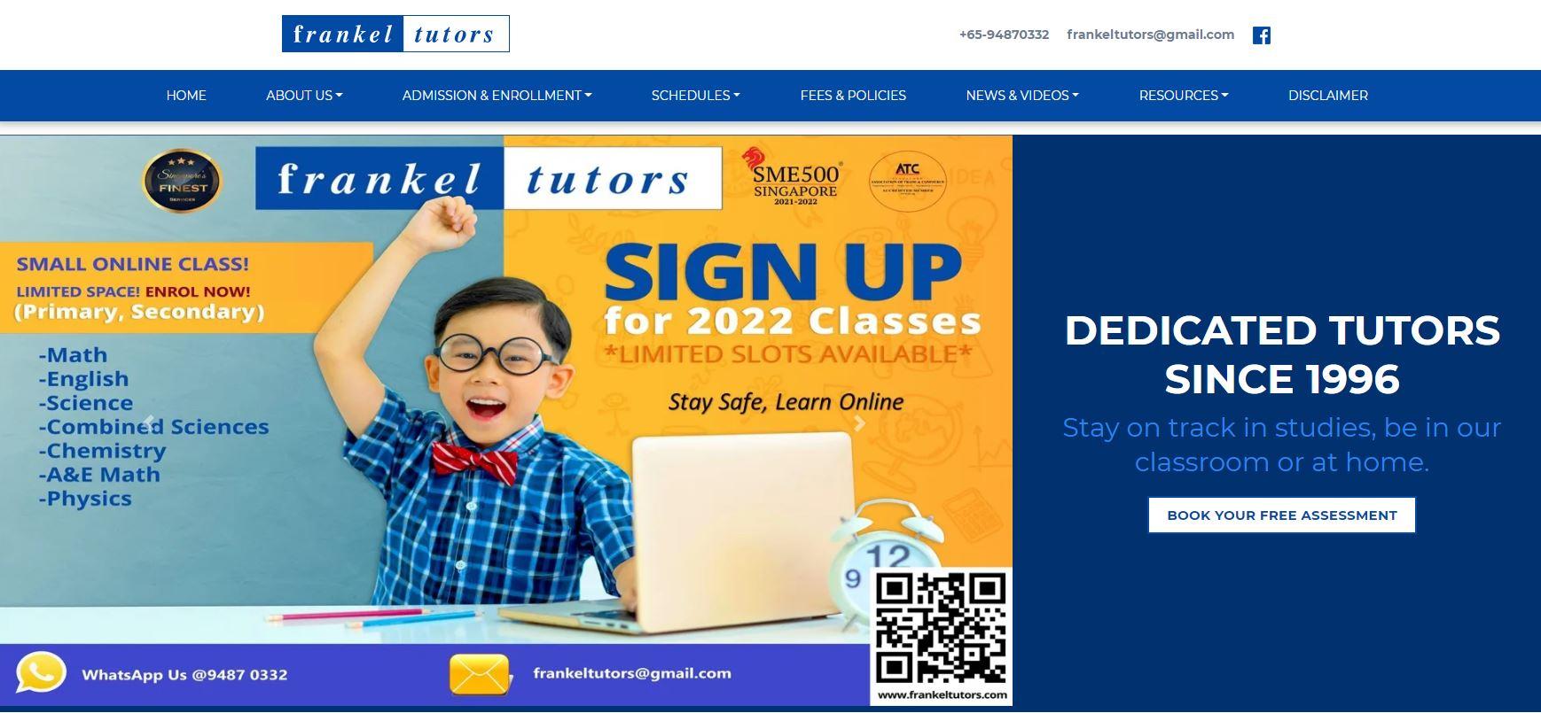 Frankel-Tutors-Maths-Tuition