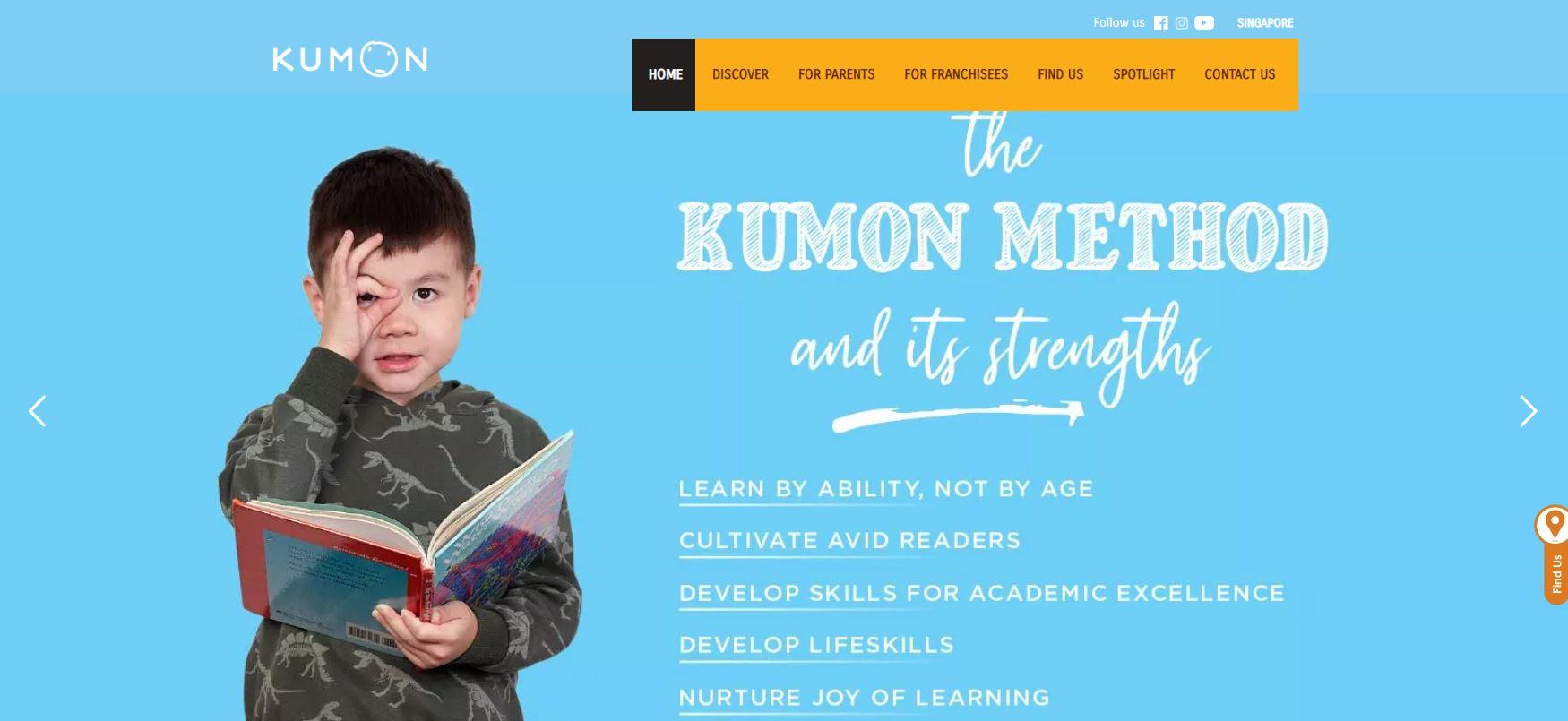 Kumon-Maths-Tuition
