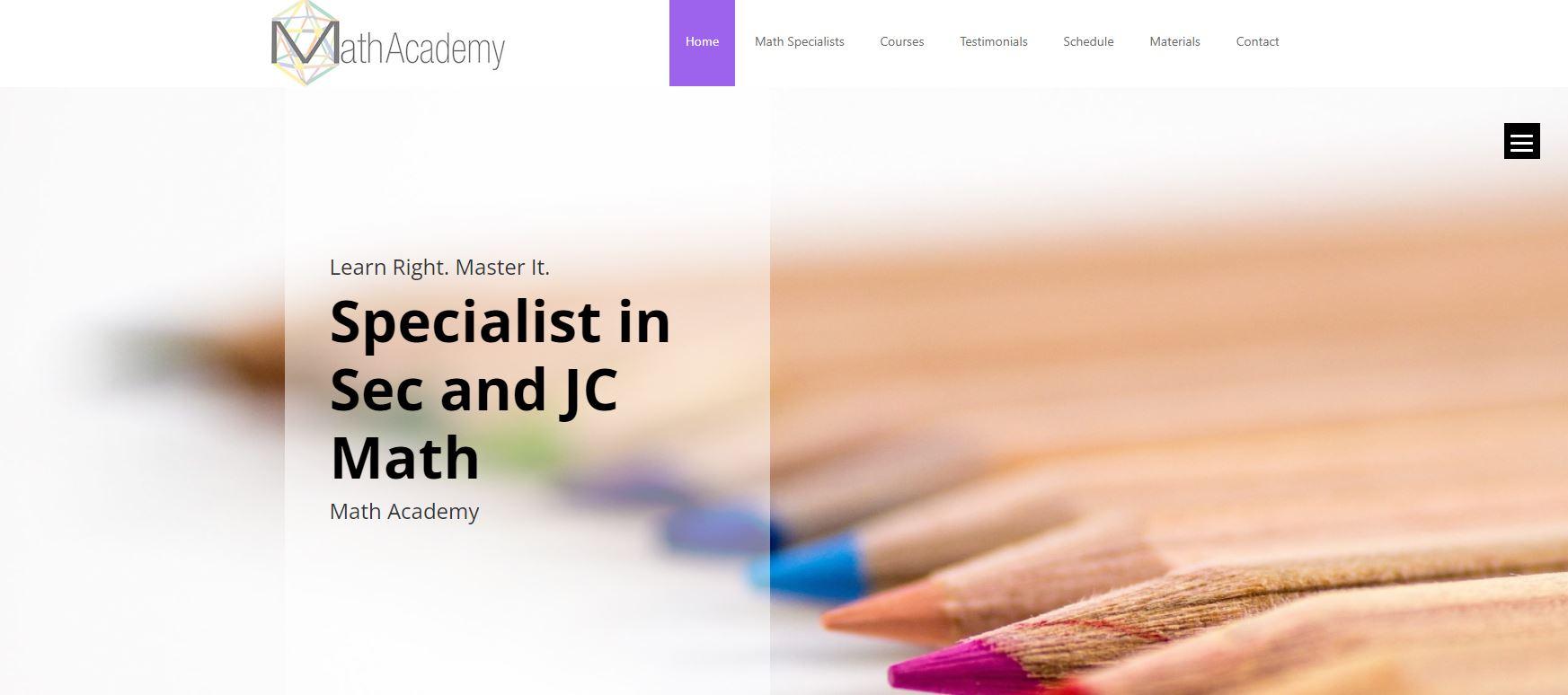 Math-Academy-Maths-Tuition