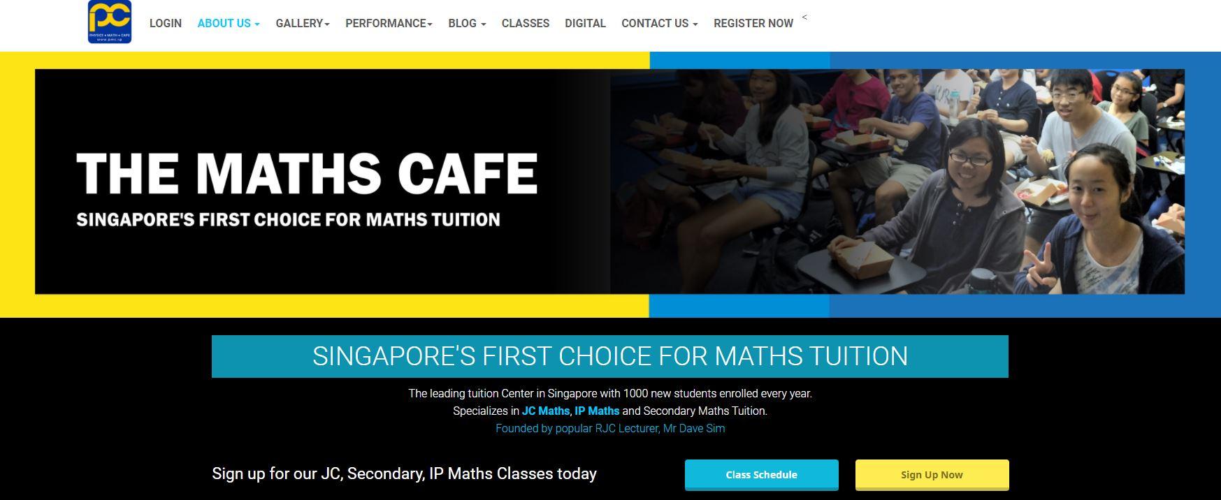 The-Maths-Cafe-Maths-Tuition